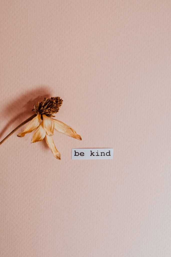 Kindness costs nothing